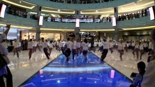 Gangnam Pyjama Style - The Dubai Mall @TheDubai Mall #Gangnam #TDM