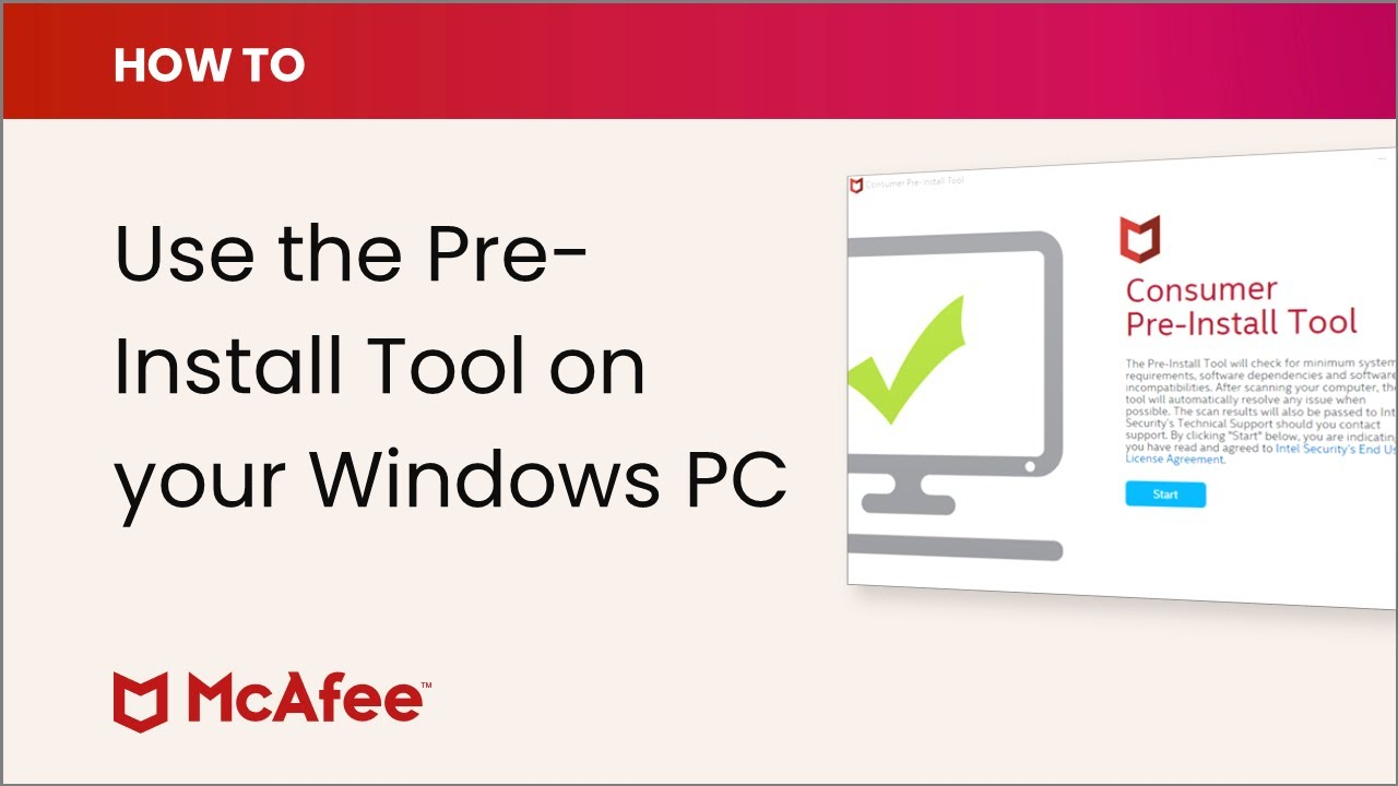 Mcafee Kb How To Prepare A Windows Pc To Install Mcafee Products Ts100119