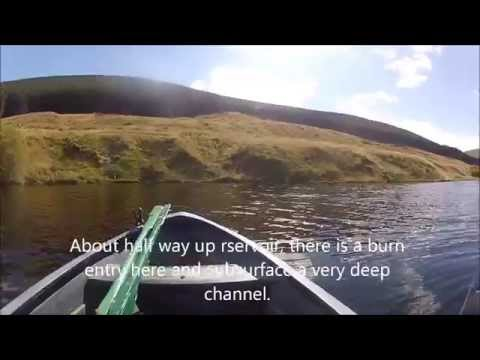 Video Tour Of Glensherup Trout Fishery