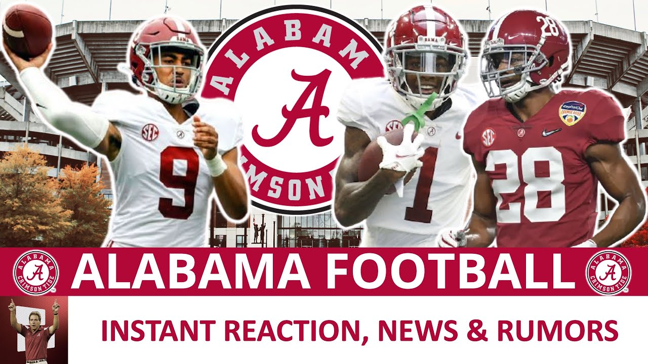 Alabama Football News After 63-14 Crimson Tide Win over Southern Miss + Rumors & Injuries