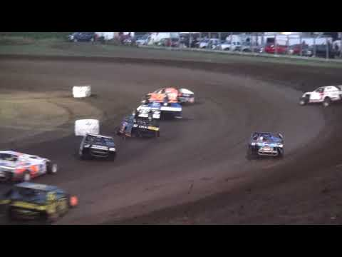 IMCA Modified feature Benton County Speedway 8/13/17
