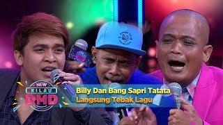 Billy Dan Bang Sapri Tatata Langsung Tebak Lagu - New Kilau DMD (16/1)