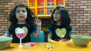 Kids Reacting to Jelly Beans Challenge   Bean Boozled Challenge   Aliza Toys Review