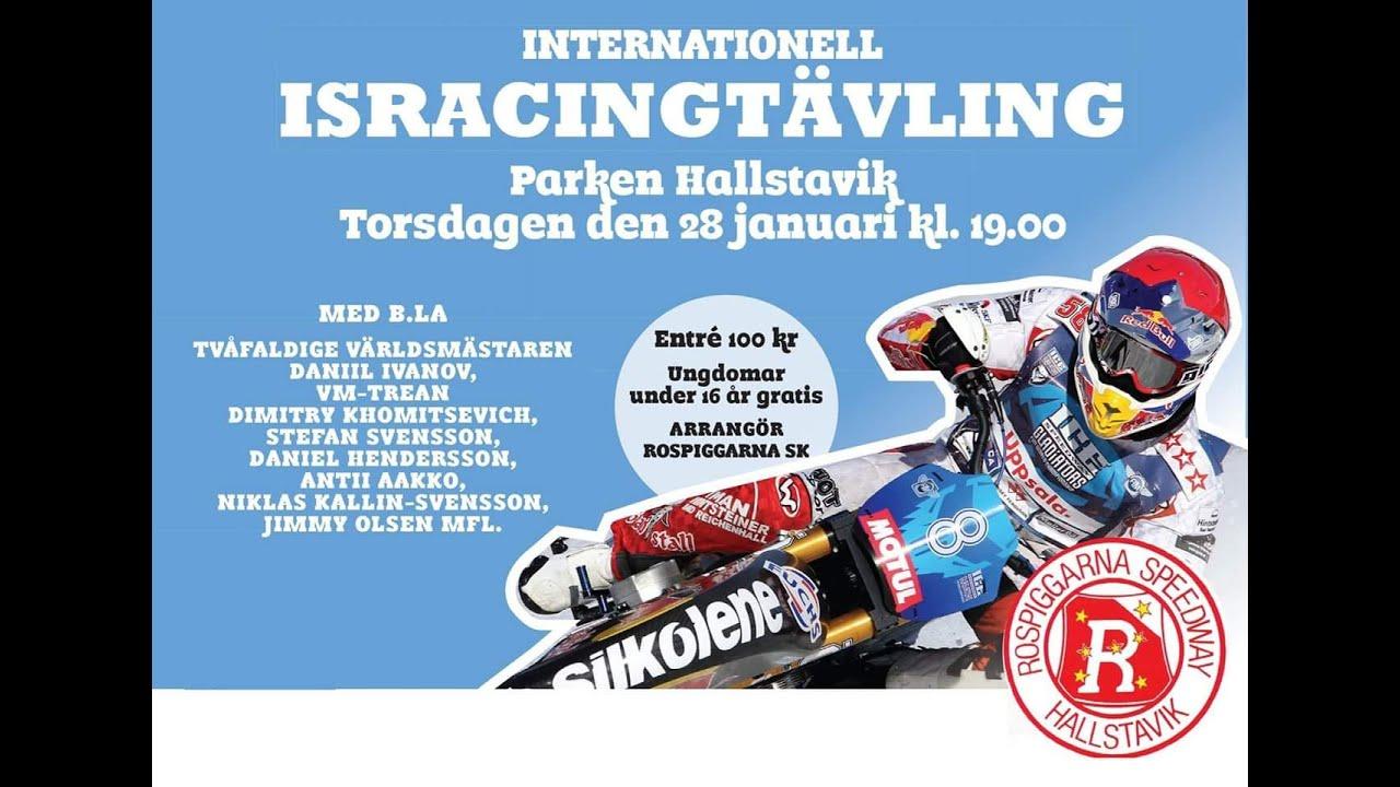 Isracing Hallstavik 2016 - Rospiggarna International Cup