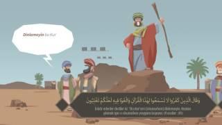 Mükemmel Konuşma [Nouman Ali Khan] [Türkçe Seslendirme]