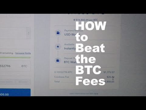 How to Move Bitcoin from Coinbase to E Wallet without any fees!!!!!