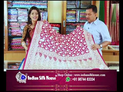 South Indian Sarees Exclusive Collection| Indian Silk House| Bangalore Silk, Tussar Silk