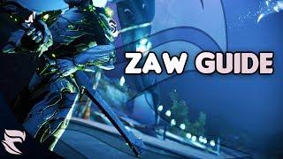 Warframe: Basic Zaw Guide | Crafting a Nikana Zaw