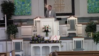 Sermon August 9 2020 Jesus Is Knocking