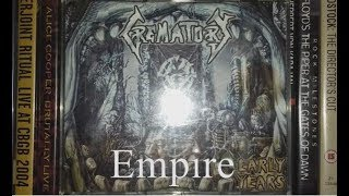 CREMATORY - THE EYES OF SUFFERING