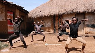 Masaka Kids Africana Dancing Let's Fight COVID-19 ( Corona Virus )