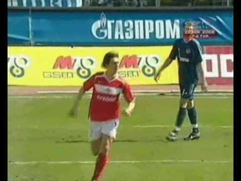 Зенит 1-4 Спартак 2006г