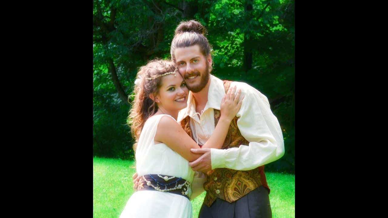 Pagan wedding ceremony youtube junglespirit Image collections