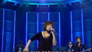 "TV. Ai kawashima sings. The title""Door crawl"""