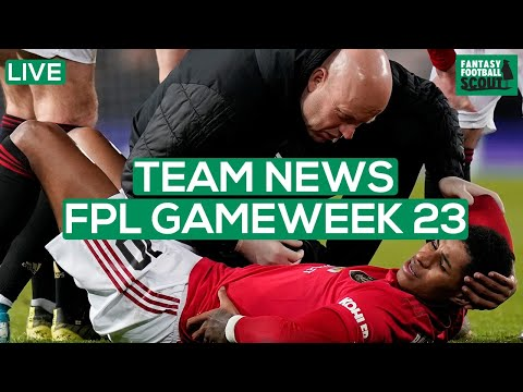 FPL GW 23 | TEAM NEWS - INJURIES AND LINEUPS | Fantasy Premier League Tips 19/20