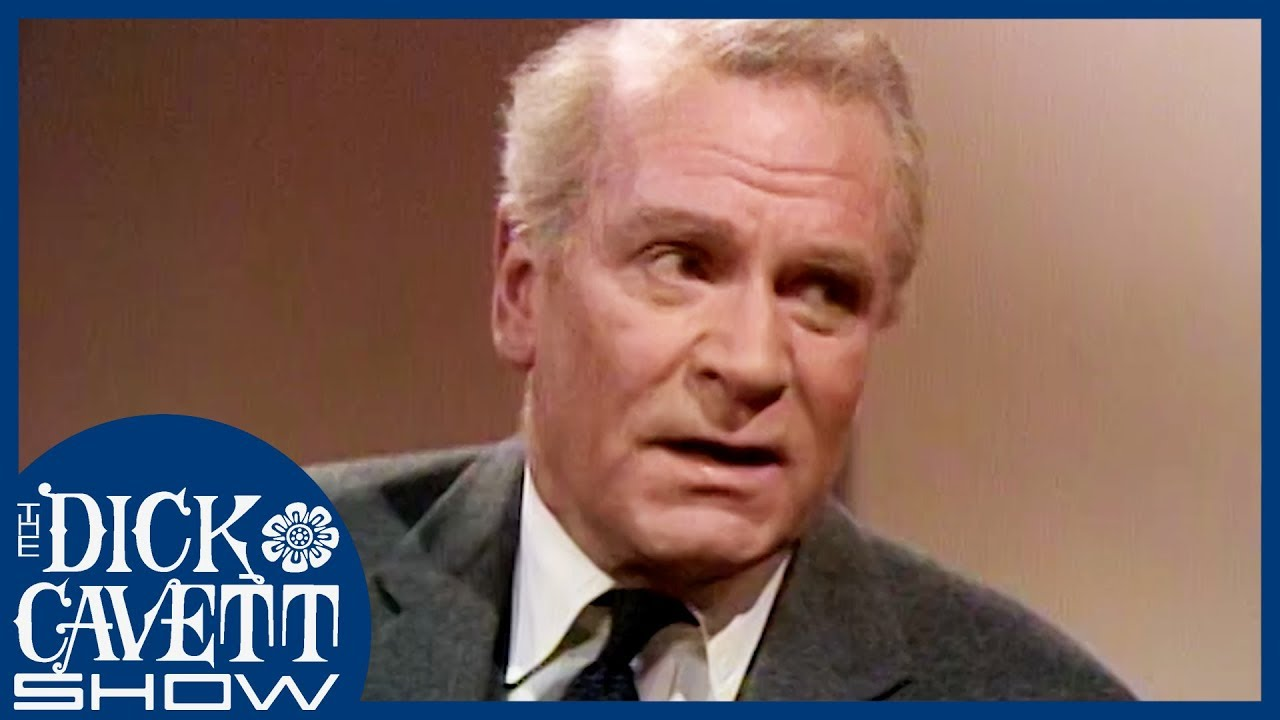 Why Did Laurence Olivier Suffer in His Entire Life?
