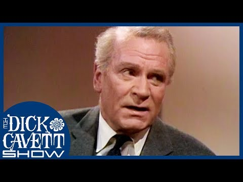 Sir Laurence Olivier on the 'Genius' of Marlon Brando | The Dick Cavett Show