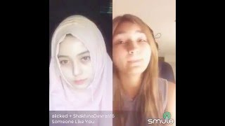 Someone Like You Smule Cover By Alicked
