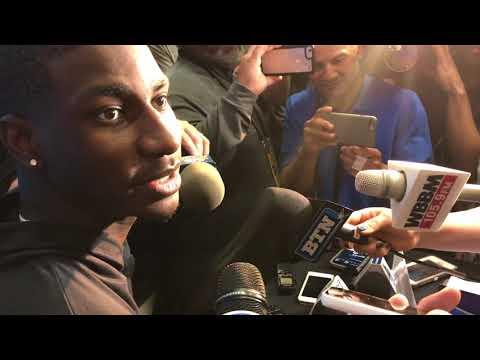 2018 NBA Draft Combine: Jaren Jackson Jr.