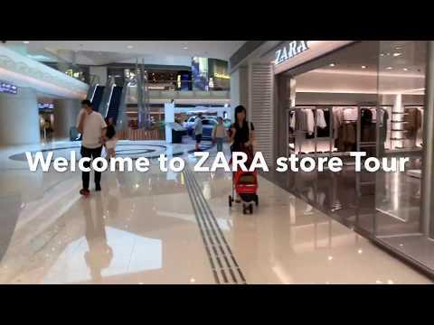 ZARA STORE TOUR