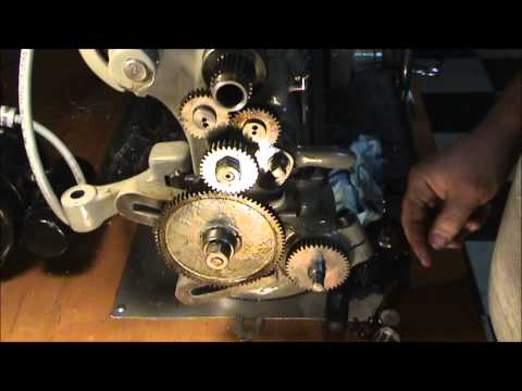Southbend Compound Large Dial Conversion- Part 3