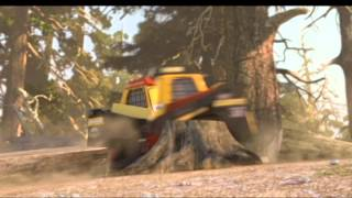 Disney's Planes: Fire & Rescue || Smokejumpers (In Cinemas 4 September 2014)