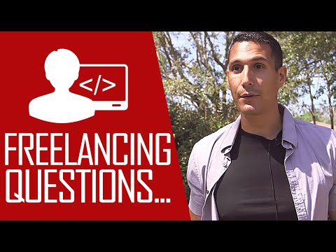 Some Freelancing Questions