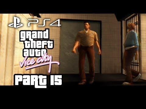 Grand Theft Auto Vice City PS4 Gameplay Walkthrough Part 15 - SPENDING $120,000 - NO ESCAPE