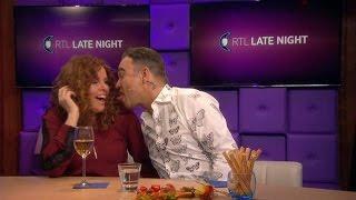 Robbie Williams brengt Katja