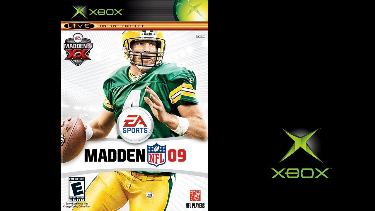 Madden NFL 09 Microsoft XBOX Cardinals vs Steelers Gameplay The XBOX Files  YouTube