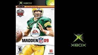 Madden NFL 09 (Microsoft XBOX) Cardinals vs Steelers (Gameplay) The XBOX Files