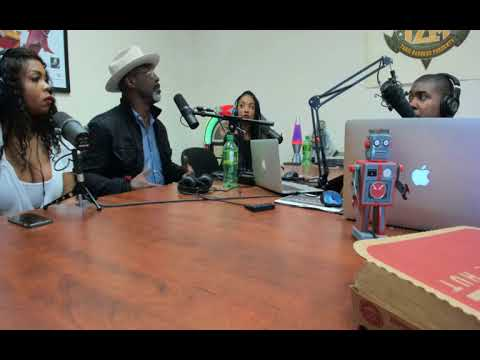 IZM Radio- Interview With Actor Isaiah Washington