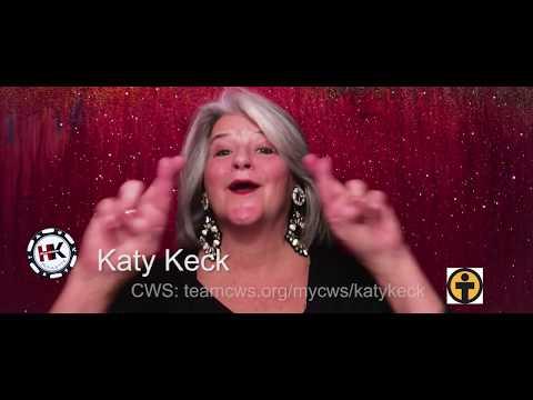 Katy and CWS (Church World Service)