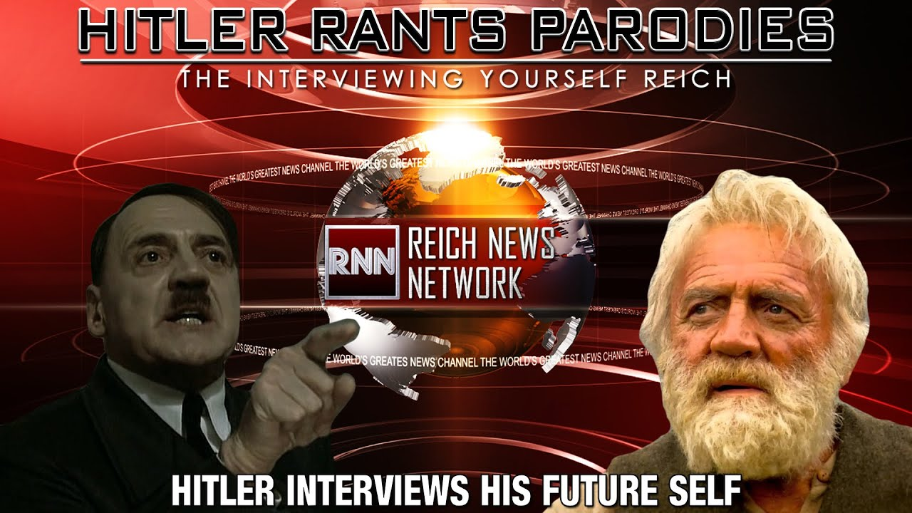 Hitler interviews his future self
