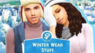 WINTER WEAR STUFF FAN MADE STUFF PACK☃️❄️ // The Sims 4