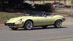 1973 Jaguar XKE Series III V12 Convertible OTS Classic English Dream Sports Car in Texas
