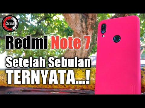 Redmi Note 7 Setelah 1 Bulan Pemakaian - Full Review