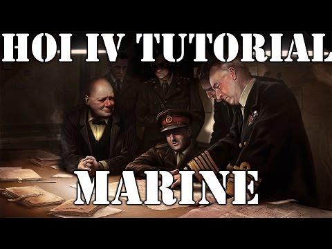 Hearts of Iron IV Tutorial Marine ( Deutsch / Let's Play / Einführung)