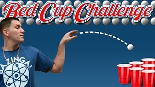 Red Cup Challenge - Arcade Ticket Game