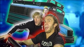 DWARF MAMBA DRIVES THE COOL BUS! **First Time**