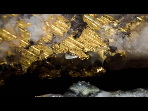 The Next High Grade Low Cost Gold Producer? - Roxgold Inc.