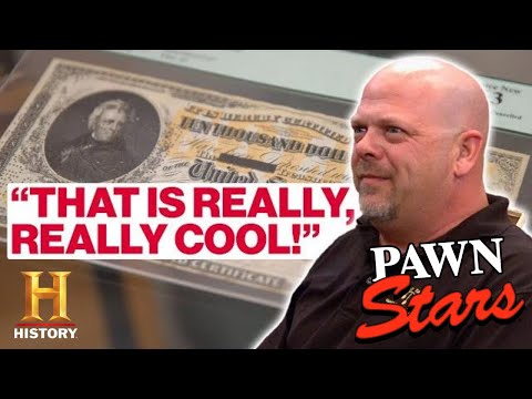 Pawn Stars: 7 Must-See *REALLY, REALLY COOL* Items | History