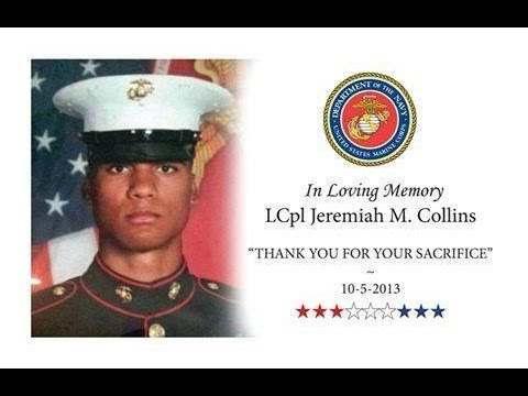In Loving Memory of Jeremiah Michael Collins Jr.
