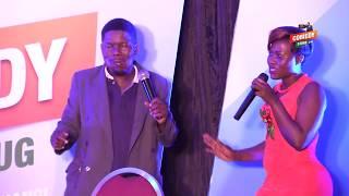 Alex Muhangi Comedy Store Dec 2018 - Taata Sam