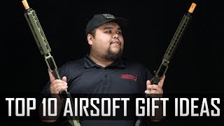 Top 10 Gift Ideas for Airsofters! - Airsoft GI