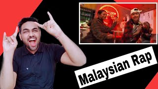 INDIAN REACTS TO K-CLIQUE | MERAIS (OFFICIAL MV) [ Malaysian Rap]