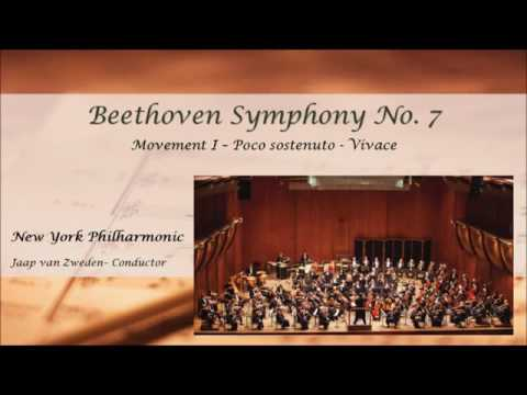 Beethoven Symphony 7 in A Major - New York Philharmonic