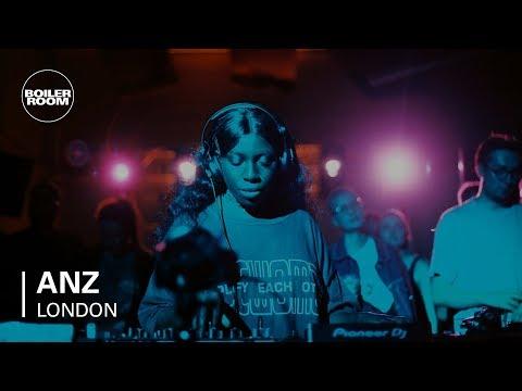 Anz | Boiler Room London