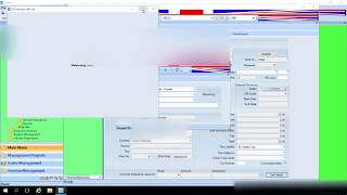 Epicor 9.05.701 - Wie erstelle & poste ein AR-Rechnung