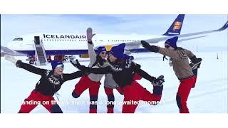 Icelandair flies to Antarctica: Boeing 767 lands a...